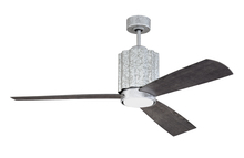 Craftmade PNR52GV3 - 52 Inch Ceiling Fan with Light Kit